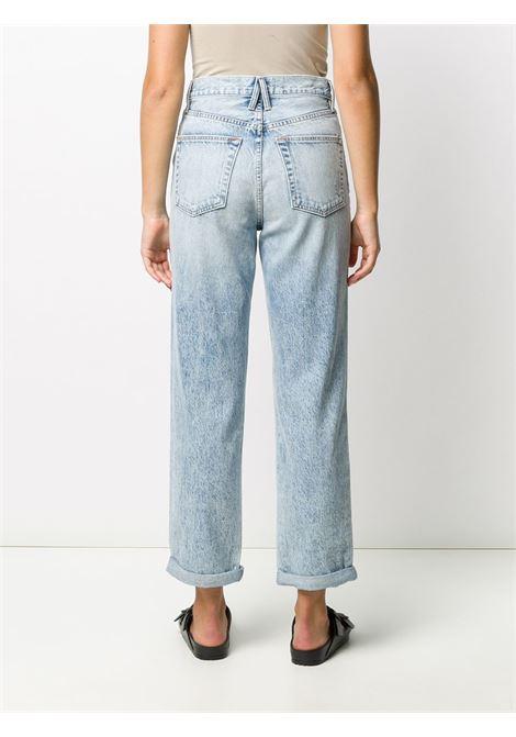 Slvrlake dakota jeans women denim blue SLVRLAKE | DAKJ707SCRBYSCRBY