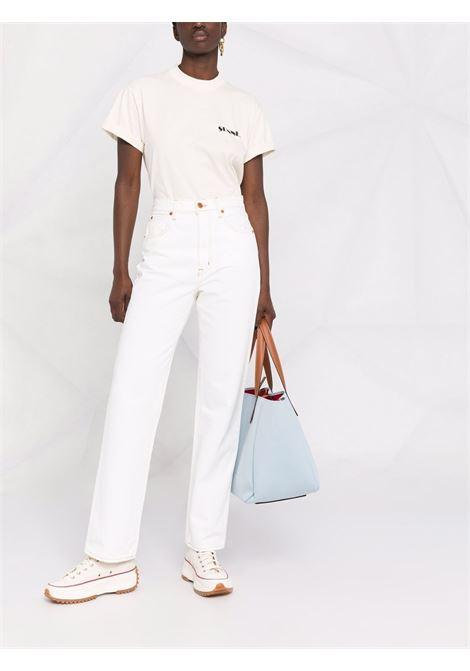 Slvrlake london jeans women natural white SLVRLAKE | LNDJ407PNTRWHT