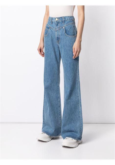 Slvrlake highway jeans women kentucky blue SLVRLAKE | SLEL08707SKENBLU