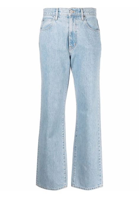 Slvrlake straight-leg jeans women sunny plains SLVRLAKE | Jeans | SLEL18707SSUNPLA