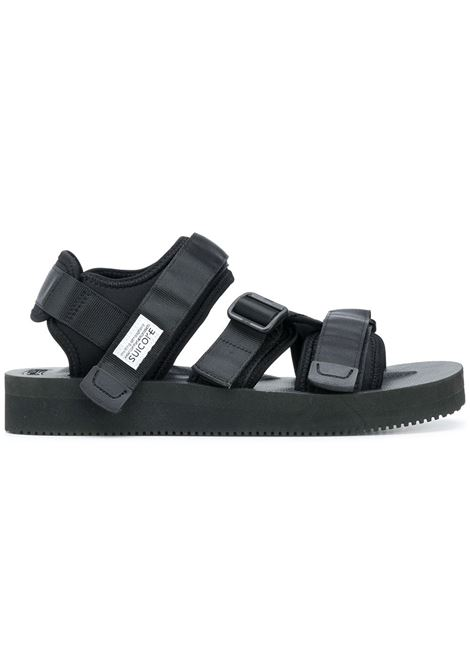 Hook & loop strappy sandals SUICOKE | Sandals | OG044V001