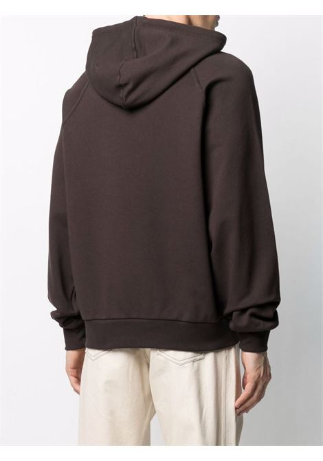 Sunnei logo sweatshirt  men brown SUNNEI | SN1SMF01BPTE186988