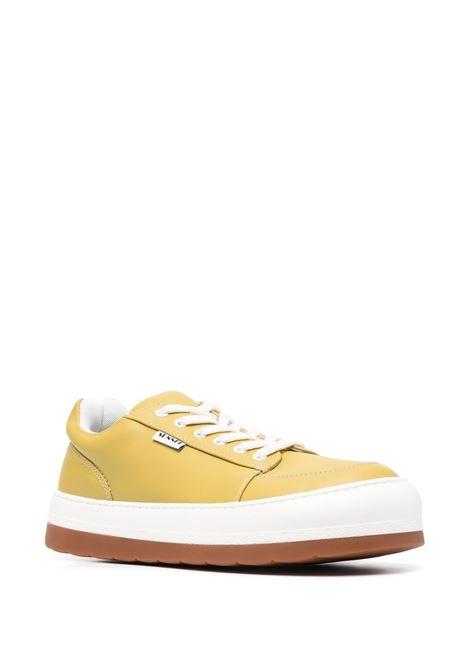 Sunnei chunky sneakers unisex curry SUNNEI | SN1SXQ001001D01000