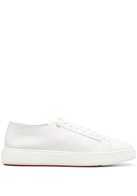 Santoni sneakers heren uomo white Santoni | Sneakers | MBCD21430BARCMMDI48