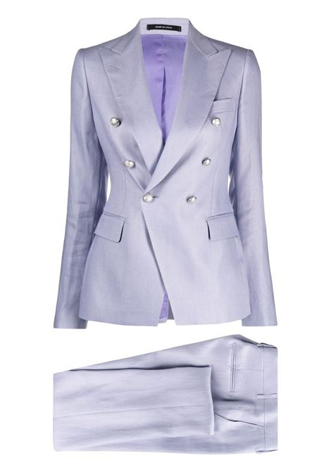 Double-breasted suit TAGLIATORE   Dresses   TALICYA10BS34258EL849