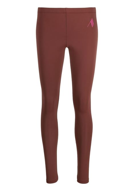 The attico leggings donna rum THE ATTICO | Leggings | 212WCP35PA08187
