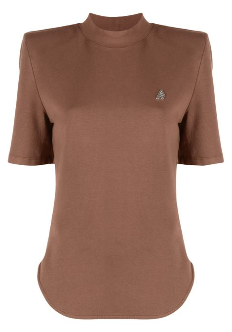 Shoulder padded T-shirt THE ATTICO | T-shirt | 212WCT49C029187