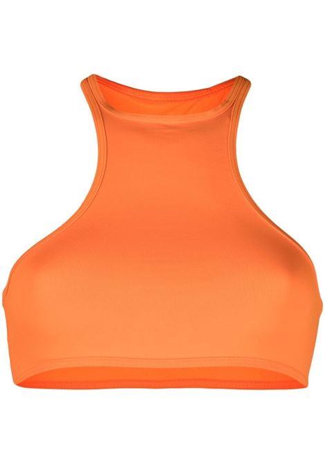 The attico top bikini donna orange THE ATTICO | Costumi | 215WBB22PA15033