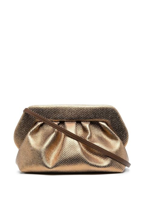 Themoirè bios crossbody bag women bronze THEMOIRè | Crossbody bags | TMMS21BL38