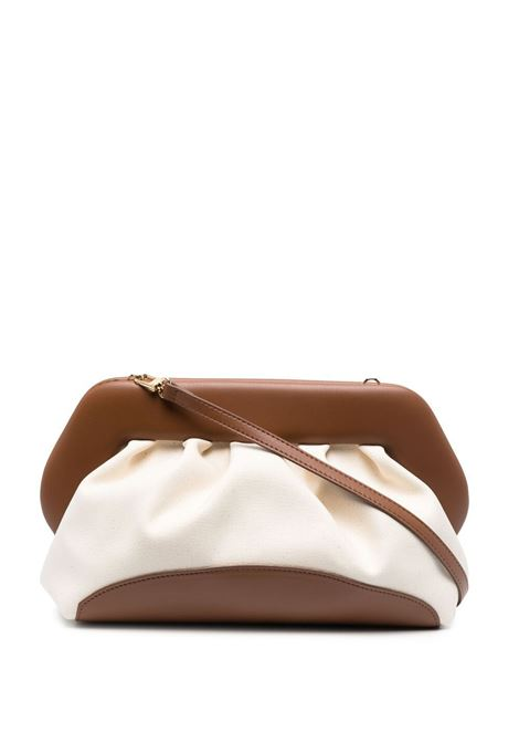 Themoirè bios crossbody bag women natural brown THEMOIRè | Crossbody bags | TMMS21BV4014