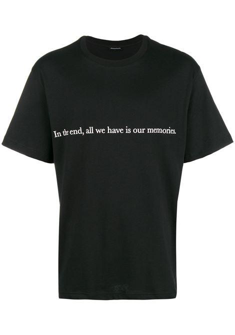 Memories T-shirt THROWBACK | T-shirt | TBTMEMORIESBLK
