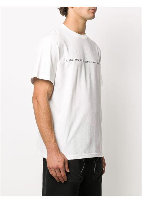 Memories T-shirt THROWBACK   TBTMEMORIESWHT