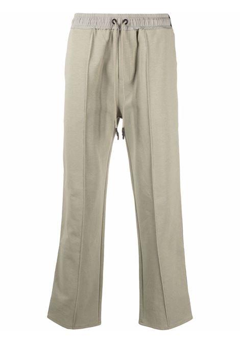 Tom wood pantaloni a gamba dritta uomo dusty mint TOM WOOD | Pantaloni | 21255776