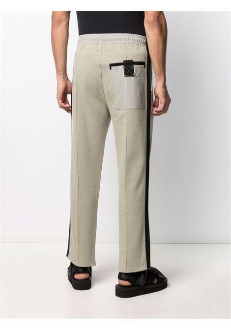 Tom wood straight-leg trousers men dusty mint TOM WOOD | 21255776
