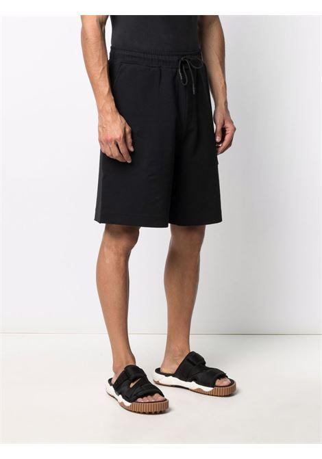Tom wood cargo shorts men pitch black TOM WOOD | 21256999