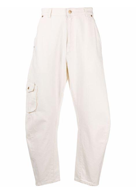 Tom wood jeans affusolati uomo vintage white TOM WOOD | Jeans | 40619064