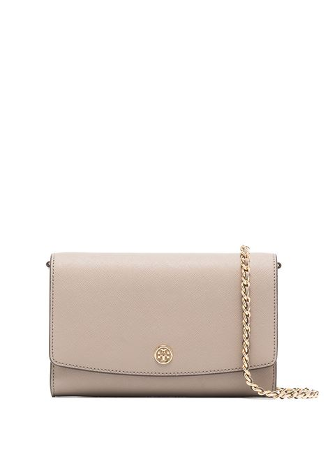 Tory burch  robinson wallet women gray heron TORY BURCH | Crossbody bags | 54277082