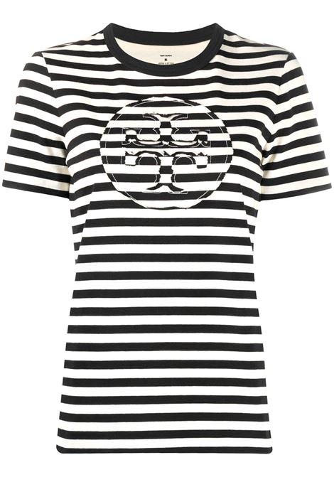 T-shirt con logo Donna TORY BURCH | 63871001