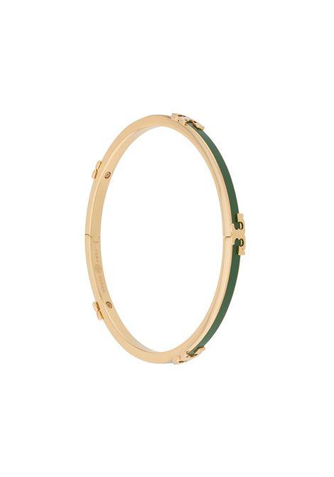 Tory Burch bracciale serif-t donna tory gold arugula TORY BURCH | Bracciali | 64928703