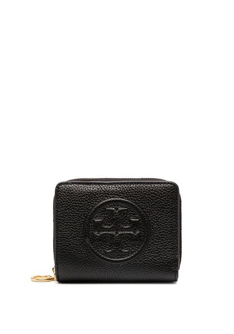 Portafoglio con logo Donna TORY BURCH | Portafogli | 74845001