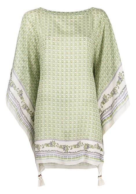 Tory burch  geometric-print kaftan women garden TORY BURCH | Dresses | 75243250