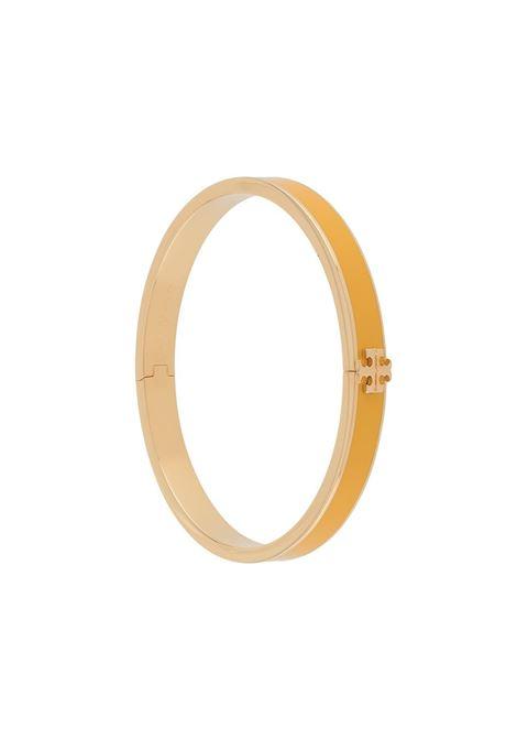 Tory Burch bracciale kira donna gold golden crest TORY BURCH | Bracciali | 78418701