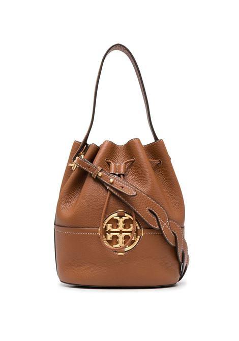 Tory burch miller bucket bag women light umber TORY BURCH | Hand bags | 79323905