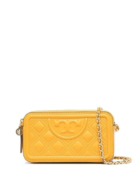 Tory Burch borsa fleming donna golden crest TORY BURCH | Borse a tracolla | 79403744