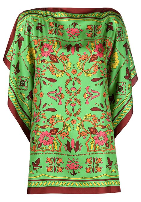 Floral blouse TORY BURCH | Blouses | 82613342