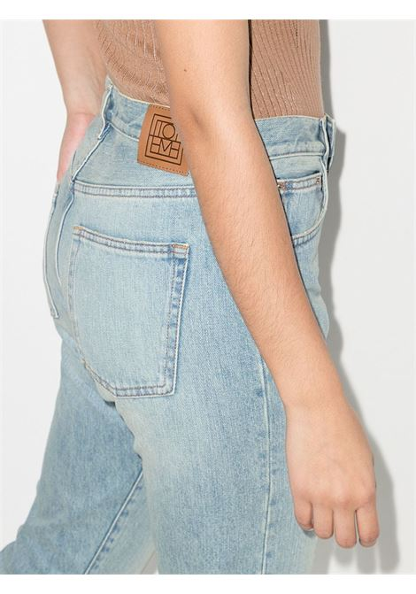 Cropped jeans  TOTEME | 211232742425