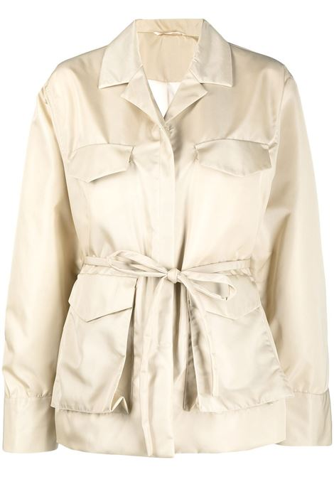 Drop shoulder jacket TOTEME | 212103701192