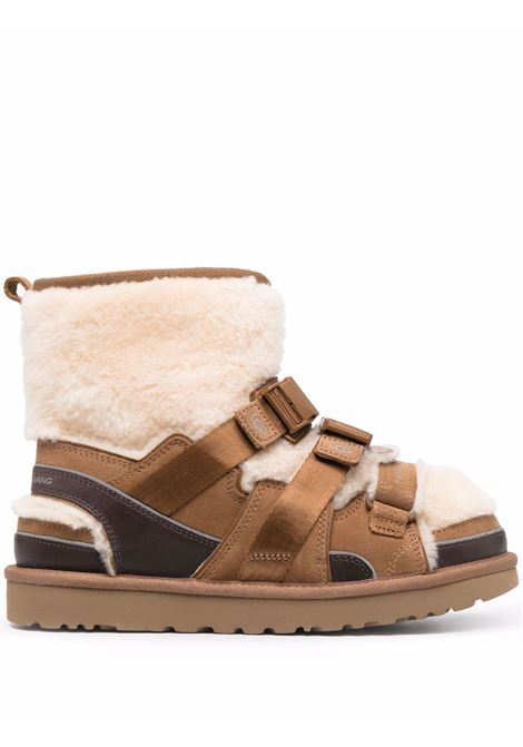 Ugg x feng chen wang stivali 2 in 1 donna brown UGG X FENG CHEN WANG | Stivali | 1125206BRWN