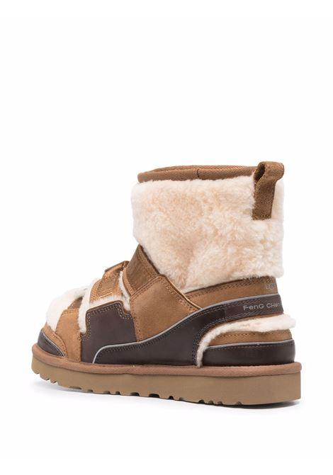 Ugg x feng chen wang 2 in 1 boots women brown UGG X FENG CHEN WANG | 1125206BRWN
