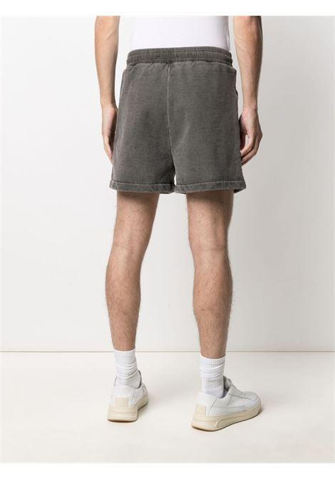 Val.kristopher track shorts men washed black VAL.KRISTOPHER | VKSS210043WASBLK