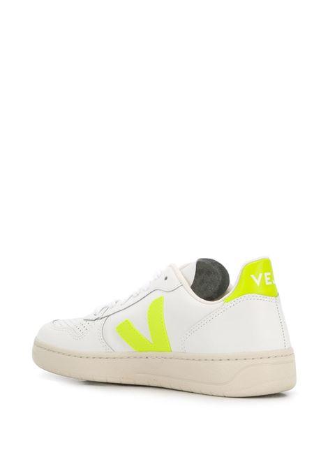 Sneakers V-10 Uomo VEJA | VX022086BWHTJN