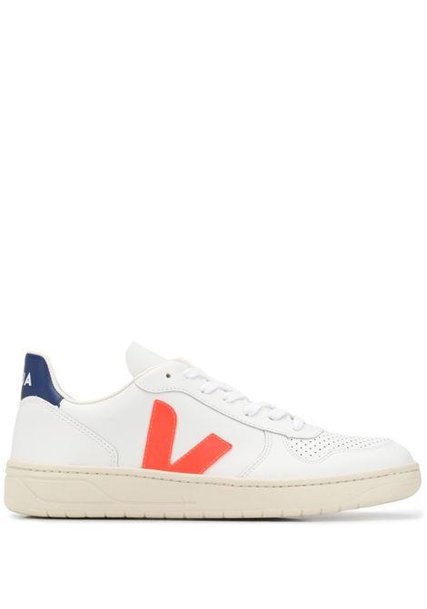 V-10 sneakers VEJA | Sneakers | VX022136BWHTORNG