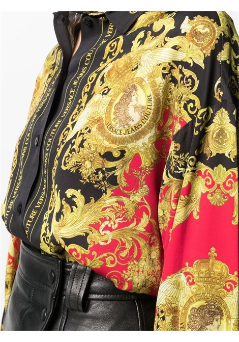 Baroque shirt VERSACE JEANS COUTURE | B0HWA601S0229N84