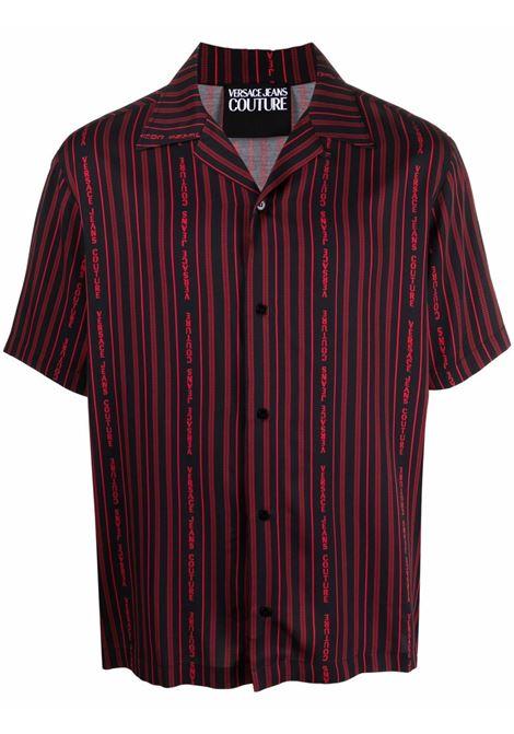 Camicie a righe Uomo VERSACE JEANS COUTURE | Camicie | B1GWA6B1S0985899
