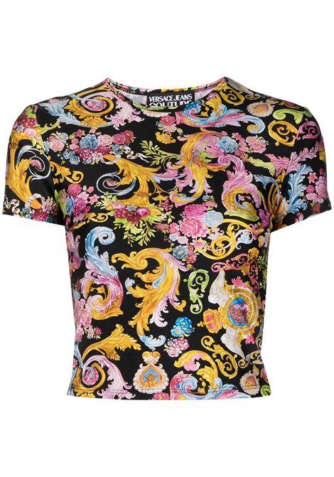 VERSACE JEANS COUTURE VERSACE JEANS COUTURE | T-shirt | B2HWA701S0096899