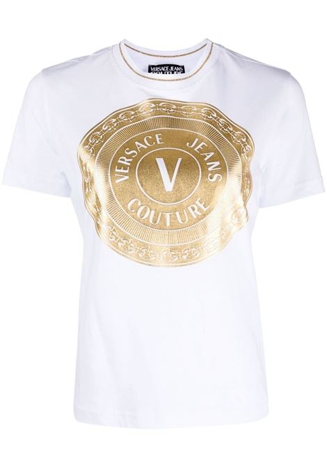 T-shirt con logo  VERSACE JEANS COUTURE | T-shirt | B2HWA7TC30319K41