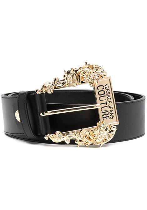 Logo belt VERSACE JEANS COUTURE | Belts | D8VWAF0271627899