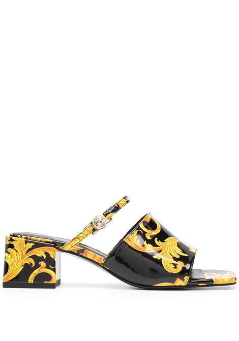 Barocco-print sandals VERSACE JEANS COUTURE   Sandals   E0VWAS3371982M27