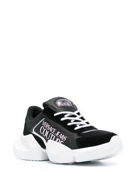 Logo-print chunky sneakers VERSACE JEANS COUTURE | E0VWASU371929899