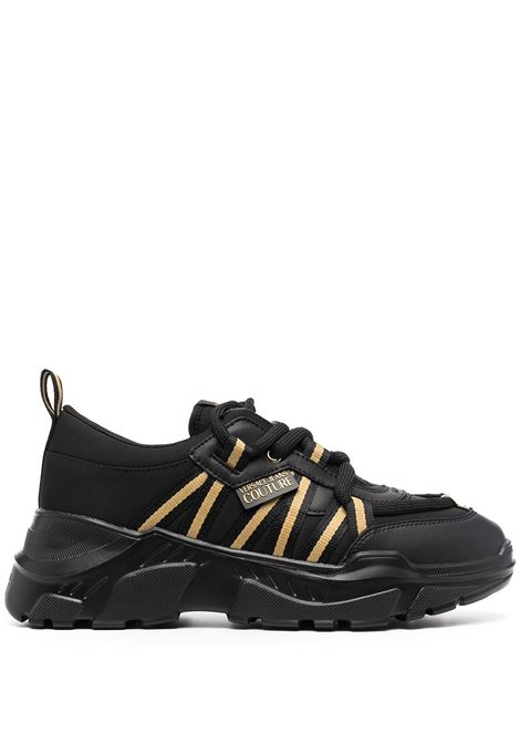Versace Jeans Couture sneakers uomo nero VERSACE JEANS COUTURE | Sneakers | E0YWASC371969899