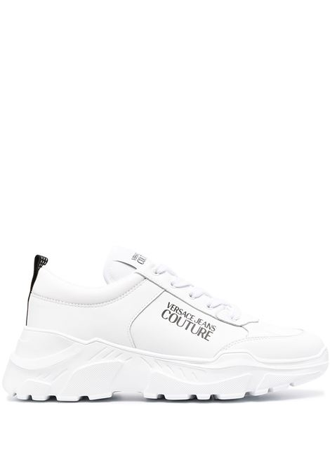 Versace Jeans Couture sneakers chunky uomo bianco VERSACE JEANS COUTURE | Sneakers | E0YWSC171606003