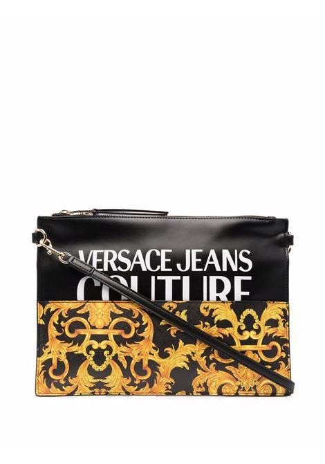 Borsa clutch con stampa Donna VERSACE JEANS COUTURE | Borse clutch | E1VWABGY71727M27
