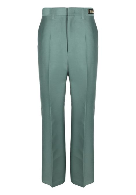 Straight-leg trousers WE11DONE | Trousers | WDPT021224GR