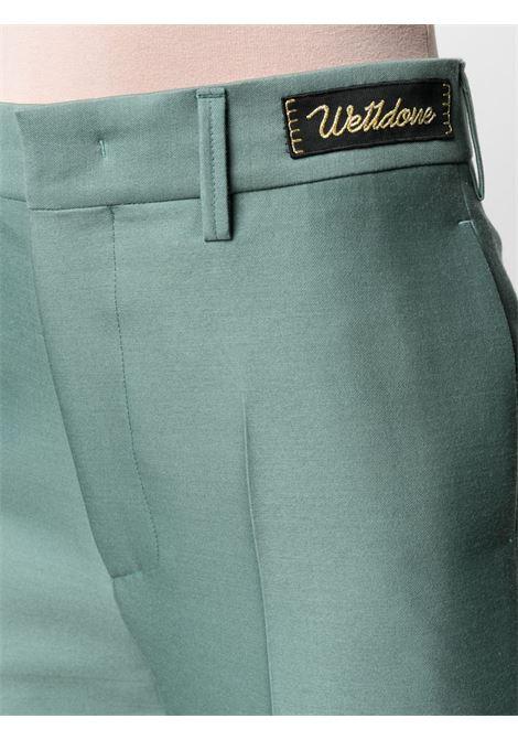 Pantaloni dritti Donna WE11DONE | WDPT021224GR