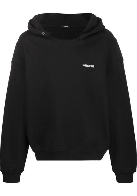 Logo sweatshirt WE11DONE | Sweatshirts | WDTP220717BK