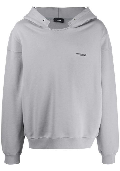 Logo sweatshirt WE11DONE | Sweatshirts | WDTP220717GY
